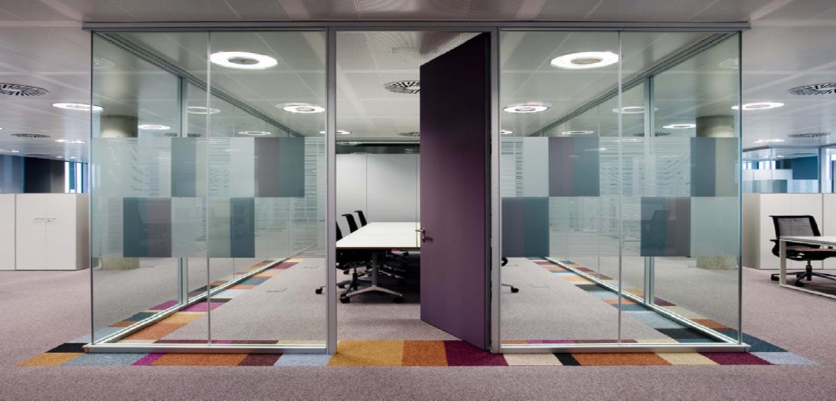 oficinas centrales de indra torrejn de ardoz espaa diseo interior mercedes isasa