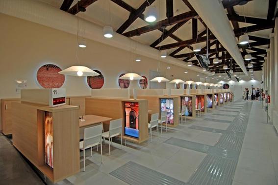 Oficina Hera – proyecto aMDL Architetto Michele De Lucchi Srl - Michele De Lucchi