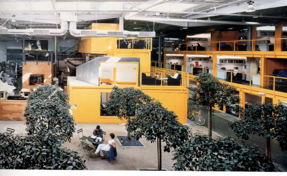 TBWA Chiat Day, L.A. California, 1998